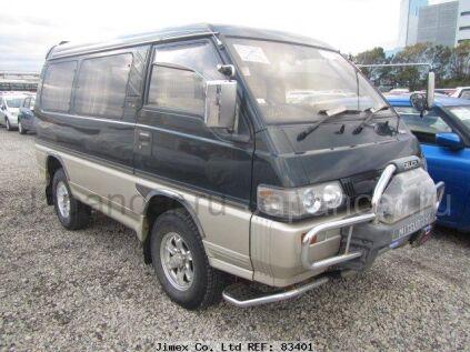 Mitsubishi Delica 1993 года во Владивостоке