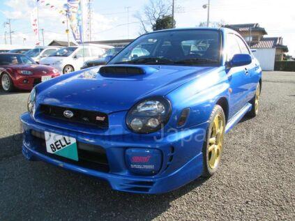 Subaru Impreza WRX 2002 года во Владивостоке