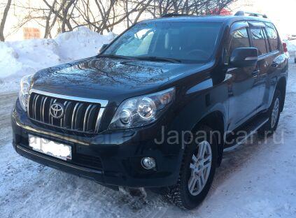 Toyota Land Cruiser Prado 2011 года в Томске