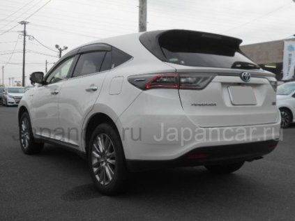 Toyota Harrier Hybrid 2017 года в Хабаровске