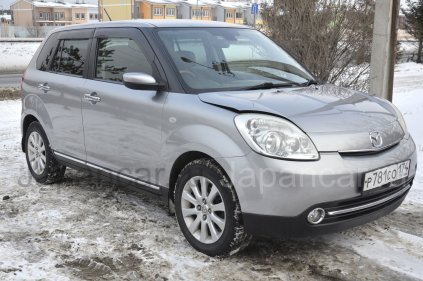 Mazda Verisa 2010 года в Челябинске