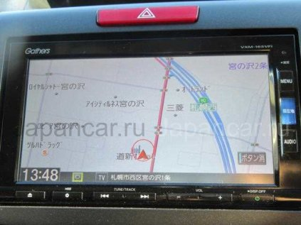 Honda CR-V 2015 года в Японии, TOYAMA