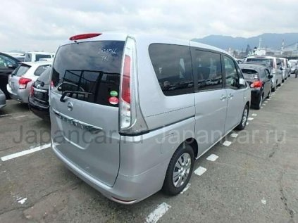 Nissan Serena 2012 года в Японии, KOBE