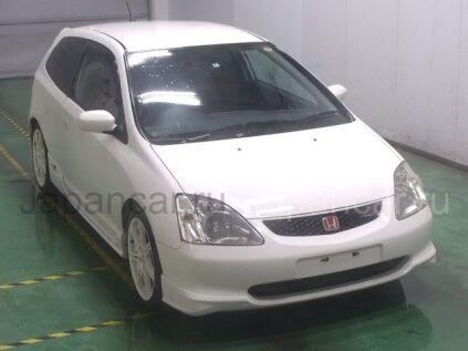 Honda Civic 2002 года во Владивостоке