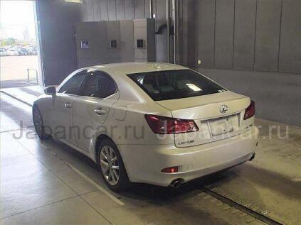 Lexus IS250 2010 года во Владивостоке