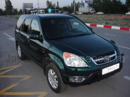 Honda CR-V 2002 года во Волгограде