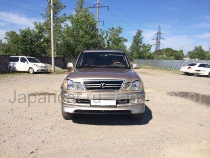 Lexus LX470 2000 года в Хабаровске