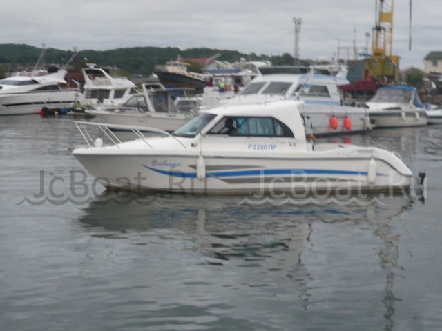 катер YAMAHA SPLASH 25FT  2003 года