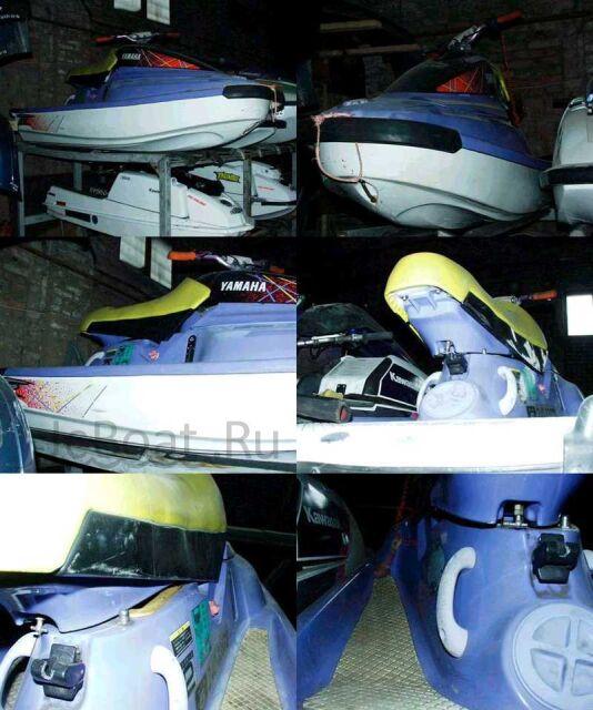 водный мотоцикл YAMAHA TZ 1995 года