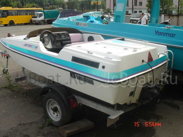 лодка пластиковая MERCURY 1993 года