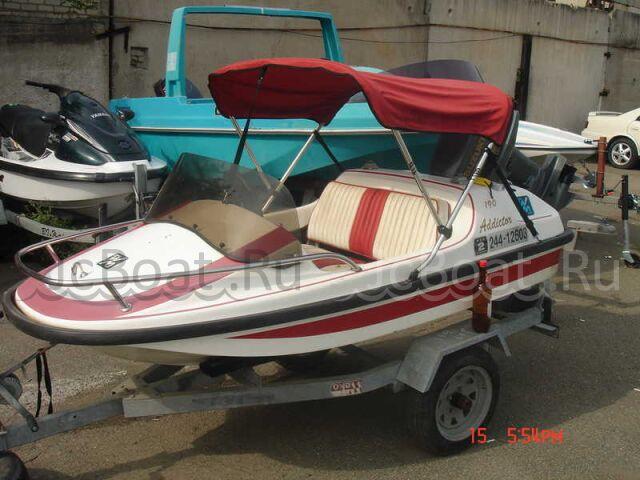 лодка пластиковая SUZUKI ADDICTOR 190 1991 года