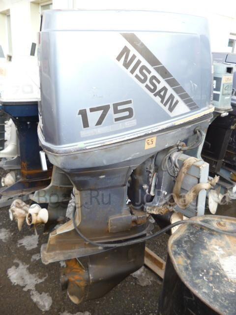 мотор подвесной NISSAN MARINE NV175A 2000 года