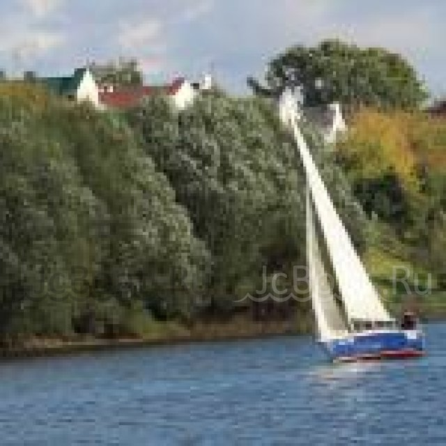 яхта парусная Нева 1989 года