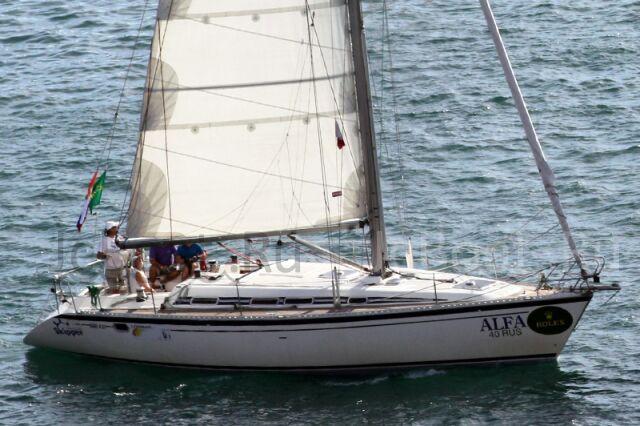 яхта парусная ELAN 431 1995 года