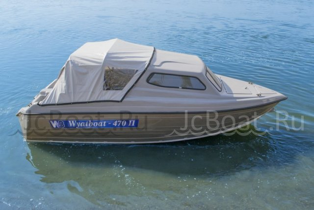 катер WYATBOAT 470 П 2018 года