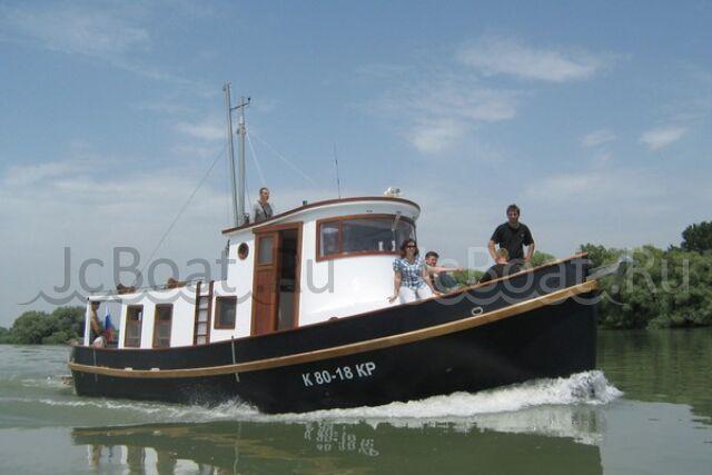 яхта моторная Эхо 38 2012 года