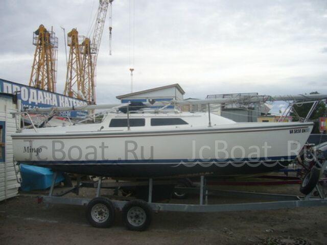 яхта парусная CATALINA 22 1986 года