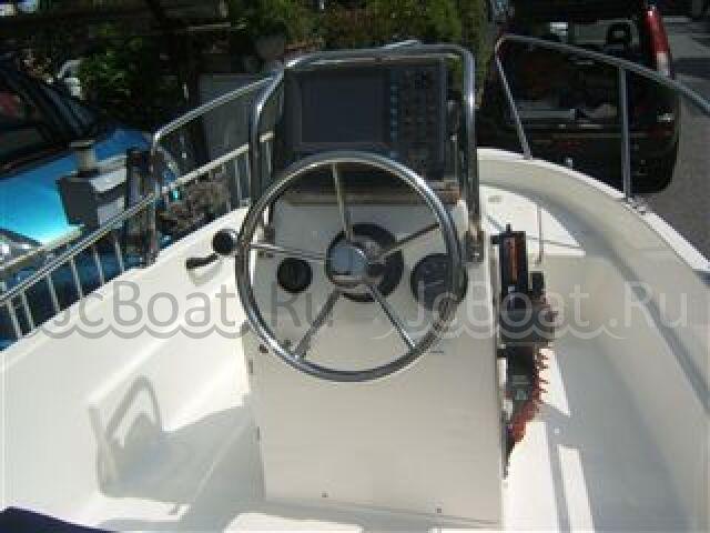 яхта моторная NEO NEO 374 - Ⅱ COSTOM SEABOY 2007 года