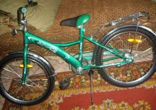 велосипед  SVZ