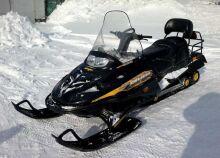 снегоход SKI-DOO ROTAX 600