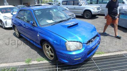 Subaru Impreza WRX 2004 года во Владивостоке на запчасти