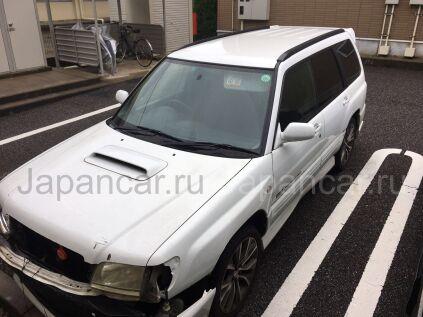 Subaru Forester 2000 года во Владивостоке на запчасти