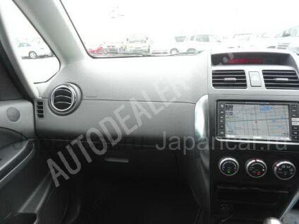 Suzuki SX4 2010 года в Японии