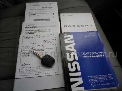Nissan Bassara 2003 года в Японии