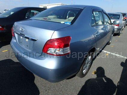 Toyota Belta 2011 года в Японии