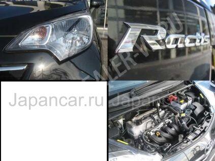 Toyota Ractis 2011 года в Японии