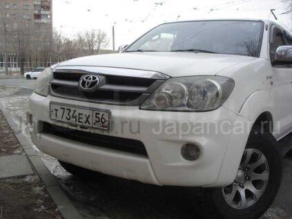 Toyota Fortuner 2008 года в Орске