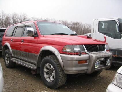 Mitsubishi Challenger 1996 года в Уссурийске