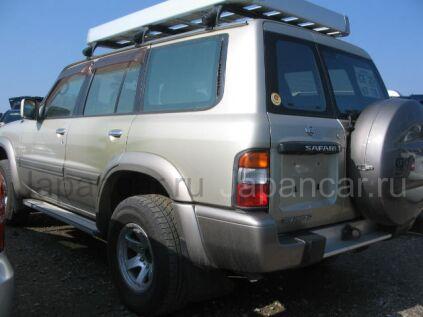 Nissan Safari 1999 года в Уссурийске
