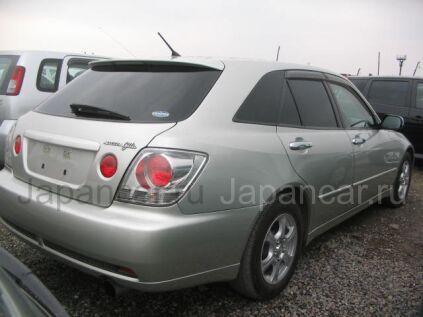 Toyota Altezza Gita 2003 года в Уссурийске