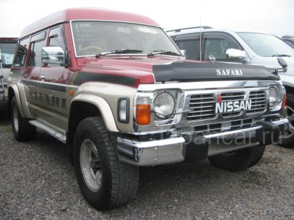 Nissan Safari 1996 года в Уссурийске