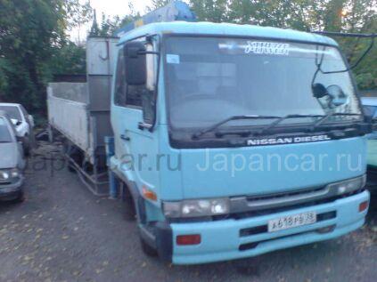 Бортовой+кран Nissan Diesel CONDOR 1994 года в Иркутске