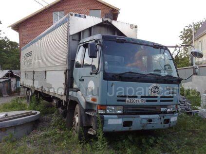 Фургон Nissan DIESEL 1991 года во Владивостоке
