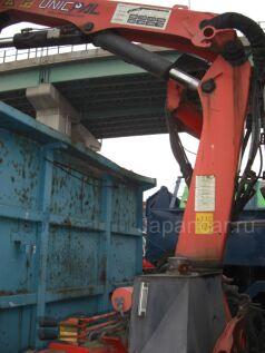 Крановая установка Unic UNICPAL PK8001 1994 года во Владивостоке
