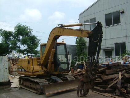 Экскаватор Caterpillar 307B 1999 года в Японии
