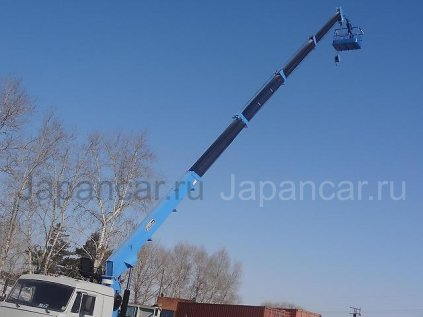 Крановая установка YM DONG YANG SS2725LB 2012 года в Хабаровске