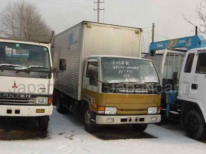 Фургон Nissan Diesel CONDOR 1993 года во Владивостоке