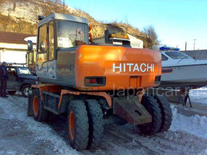 Экскаватор колесный Hitachi EX100WD 2000 года во Владивостоке