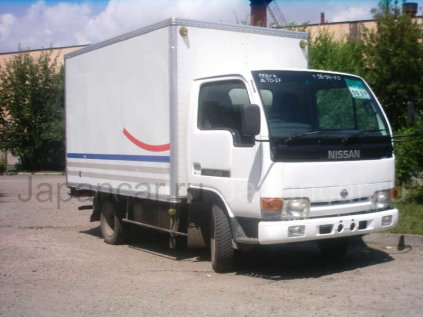 Фургон Nissan ATLAS 1996 года в Благовещенске
