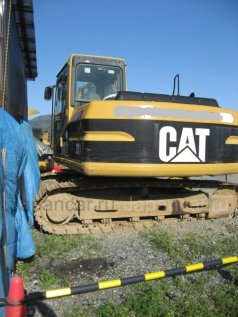 Экскаватор Caterpillar СAT312B 1999 года в Японии