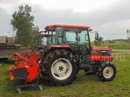 Трактор колесный Kubota GL325 2005 года в Хабаровске