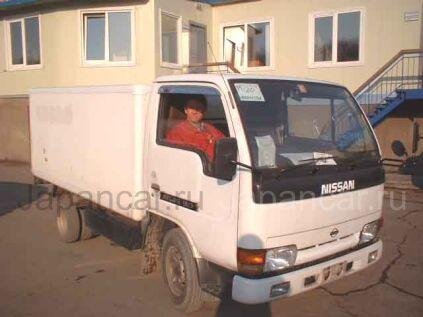 Фургон Nissan ATLAS 1993 года во Владивостоке