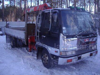 Бортовой+кран Hino RANGER 1994 года в Екатеринбурге