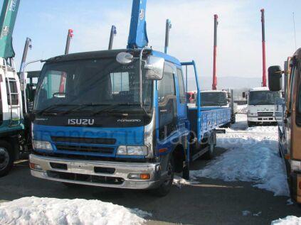 Бортовой+кран Isuzu FORWARD 2006 года во Владивостоке