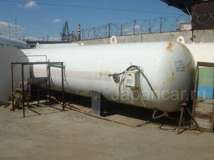 Цистерна УГМ-0,4 Наземная газозапр. ст. 2004 года в Екатеринбурге