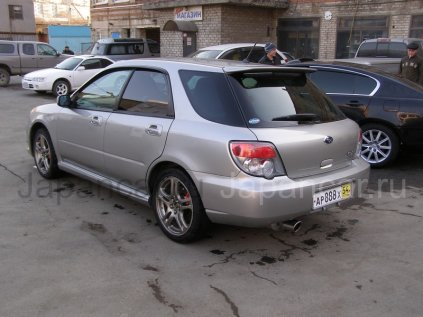 Subaru Impreza WRX 2006 года во Владивостоке